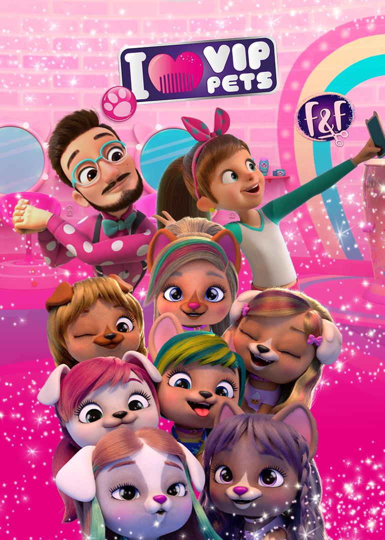 VIP Pets Season 1